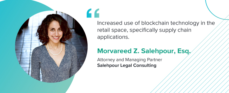 Morvareed Z. Salehpour, Esq., Attorney and Managing Partner at Salehpour Legal Consulting.