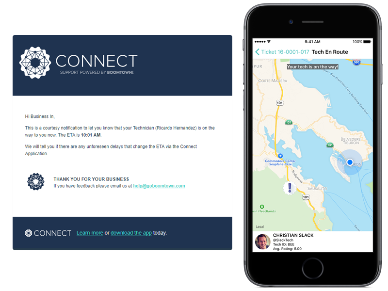 Relay Dispatch Automated Communications