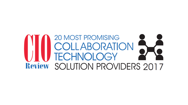 Most Promising Collaboration Technology CIO Review Award