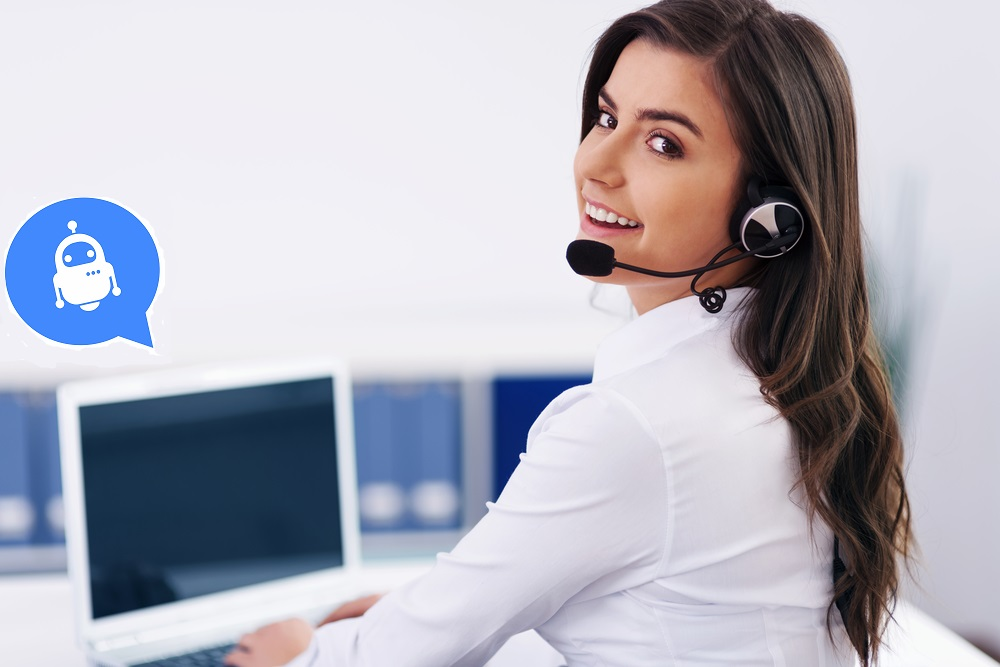 A virtual agent and tech support agents make a perfect pair.