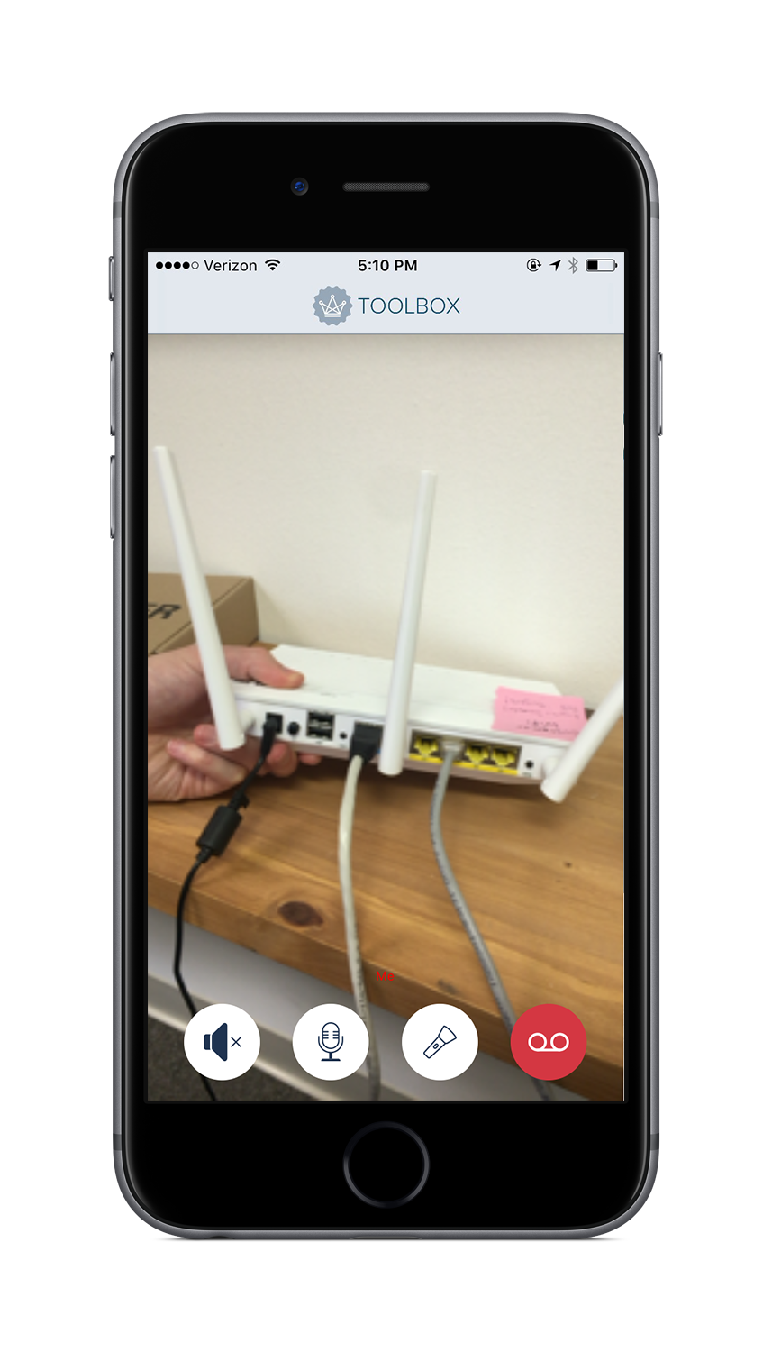 Relay Toolbox Video Chat