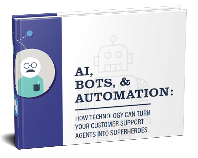 AI, Bots & Automation eBook Cover