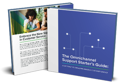 Omnichannel Support Starter's Guide Cover