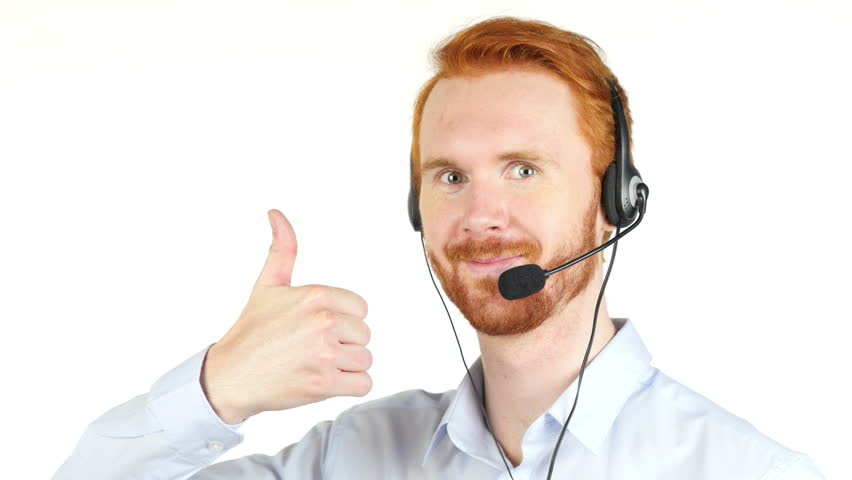 This is what your support agents could look like if you opt to automate your support services with the right technology.