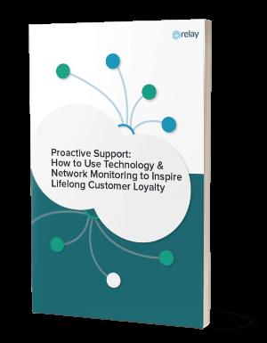 Relay eBook Proactive Support